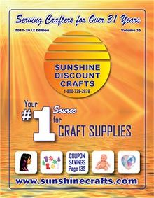 Sunshine Discount Crafts, Discount art supplies for jewelry making and other crafts
