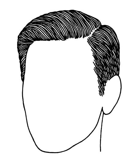 Classic Mens Haircut & Hairstyle - Clean Cut Professional - Redken