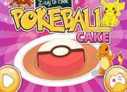Cocina Pokeball Cake