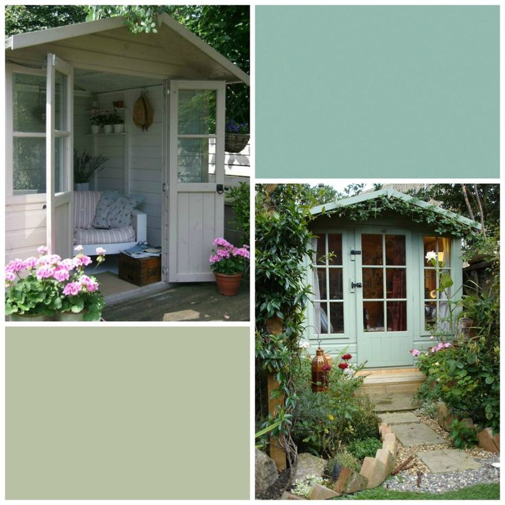How to create your perfect she shed - Kat got the Cream