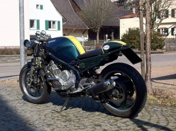 78 Best images about Yamaha XJ600 Diversion on Pinterest