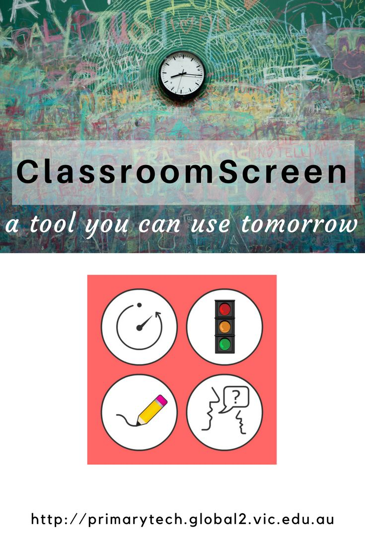 ClassroomScreen Review Kathleen Morris | A useful tool your can use in your classroom tomorrow