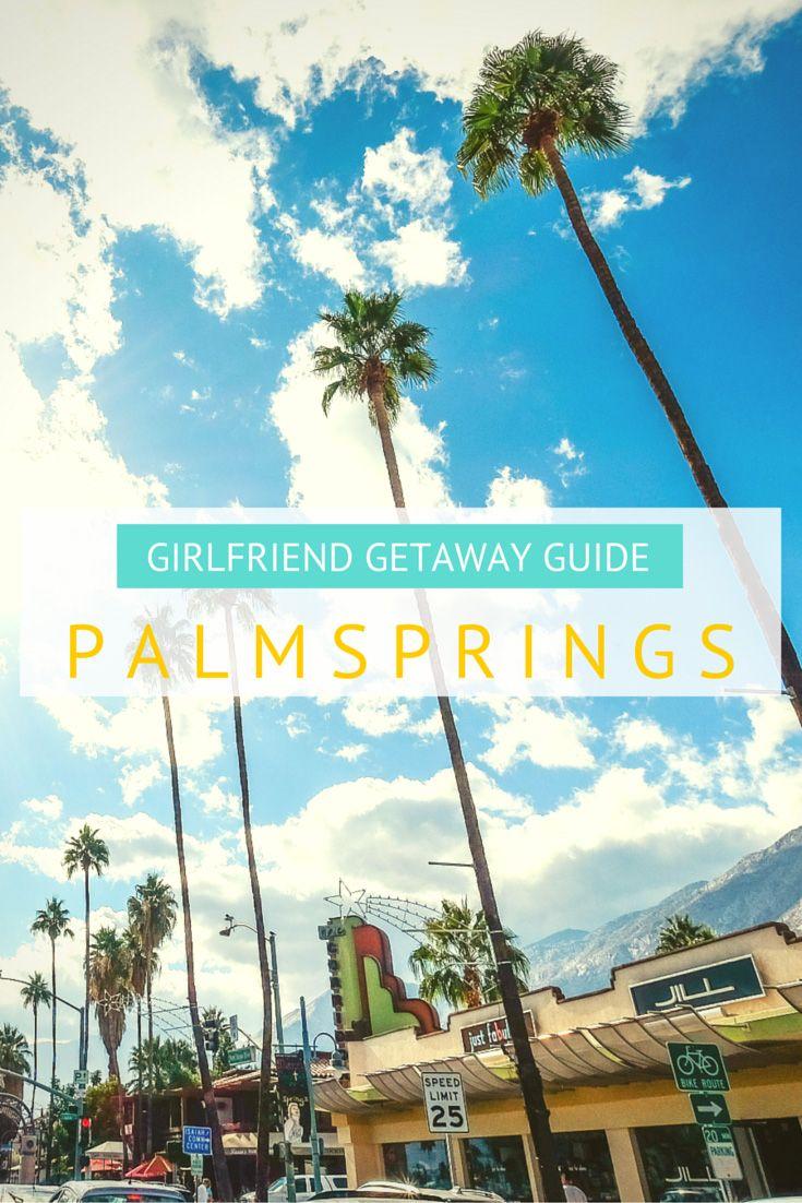 Girlfriend Getaway in Palm Springs- I'm already thinking of trips for @carleyalderman, @bandurple, and myself!