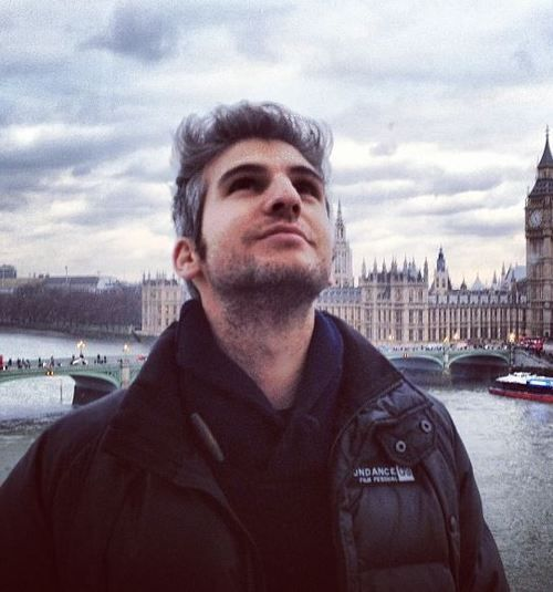 """Max Joseph...I love his hair and his face and his temperament. """"Beauty isn't everything."""""""