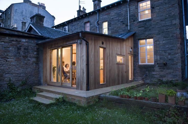 Helen Lucas Architects Edinburgh | project | viewforth iroko extension edinburgh | living spaces