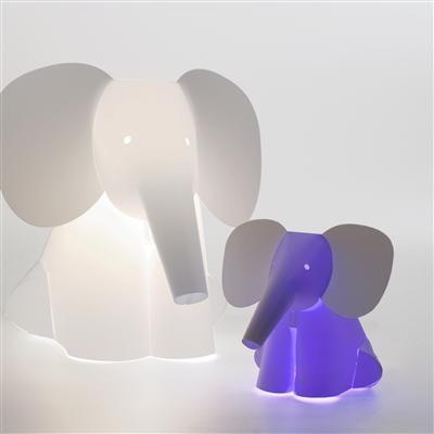 ZOOlight Elephant Lamps ~ Banditten.com