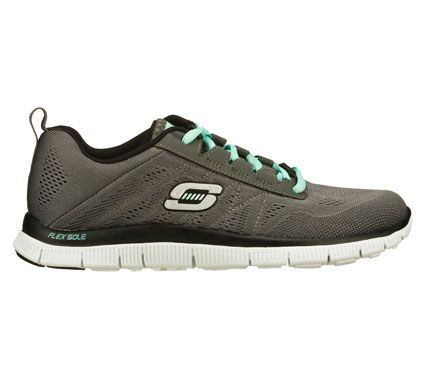 Buy SKECHERS Women's Flex Appeal - Sweet Spot Training Shoes/ Got these at the Skechers Outlet near me.. they are more streamlined and lighter than my current sneakers but still feel sturdy enough for all day walking. #shoes #disneyshoes