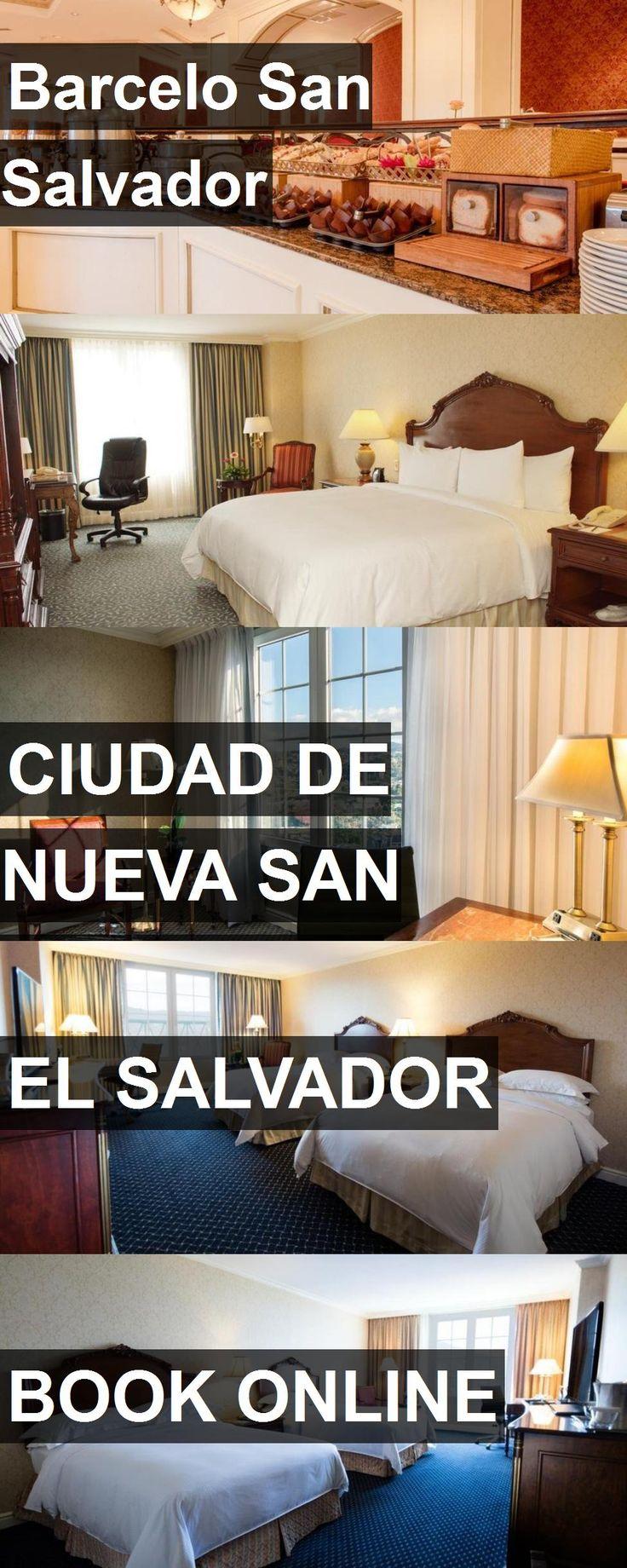 Hotel Barcelo San Salvador in Ciudad de Nueva San Salvador, El Salvador. For more information, photos, reviews and best prices please follow the link. #ElSalvador #CiudaddeNuevaSanSalvador #travel #vacation #hotel
