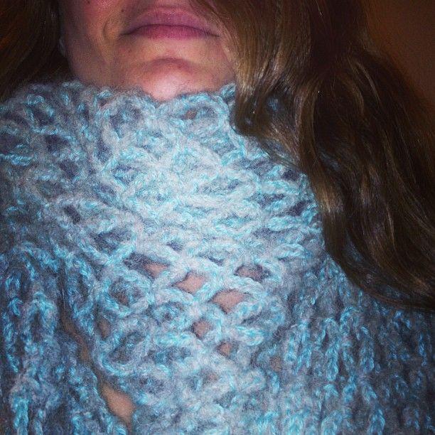 #diy #crocheting #scarf