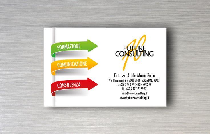 Future Consulting - Biglietto da visita