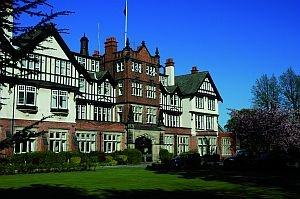 Harrogate Ladies College - Inspiration for St. Mary's Lady College in Ipswich