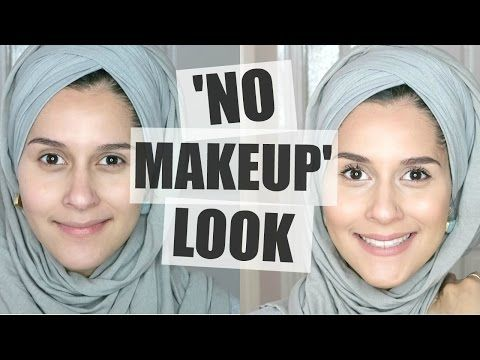 EVERYDAY 'NO MAKEUP' MAKEUP LOOK - YouTube