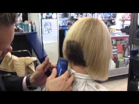 Super Short Womens Clipper bob haircut ✂ Short women's hairstyles ✂ Wome...