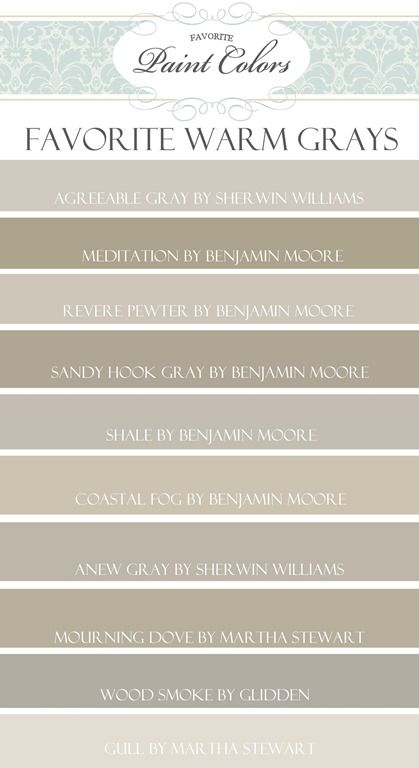 Agreeable Gray By Sherwin Williams Meditation By