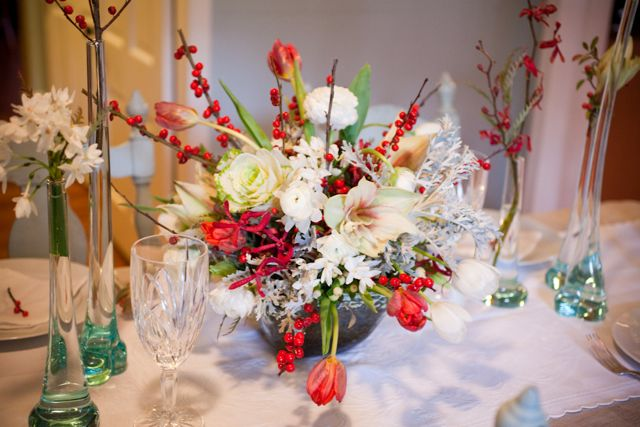 Winter Wedding Inspiration Sponsored By Florabundance - Holly Chapple
