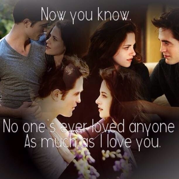 Twilight Wedding Quotes: 1003 Best Twihard Lovers Images On Pinterest