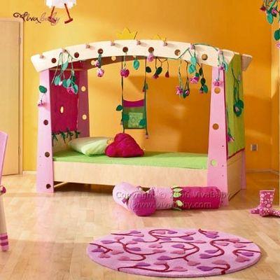 Camas para ni as kids room pinterest little ones - Camas para ninas ...