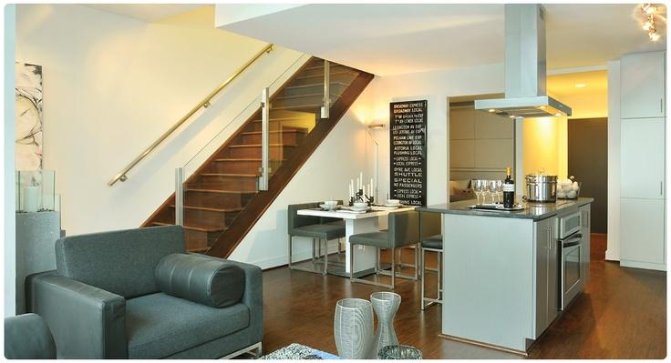 VU, Toronto - Model Suite