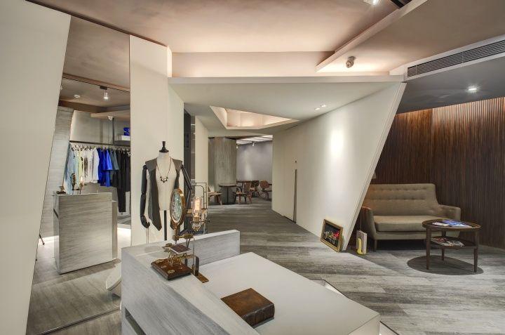 KATY HAS A LOFT store by TBDC, Taipei – Taiwan fashion