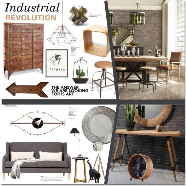 87 best Polyvore: Home Decor images on Pinterest | Interior ...