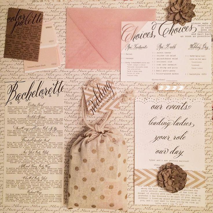 Bridesmaids Proposal Box Contents PDF by FleurDeLisPrints on Etsy
