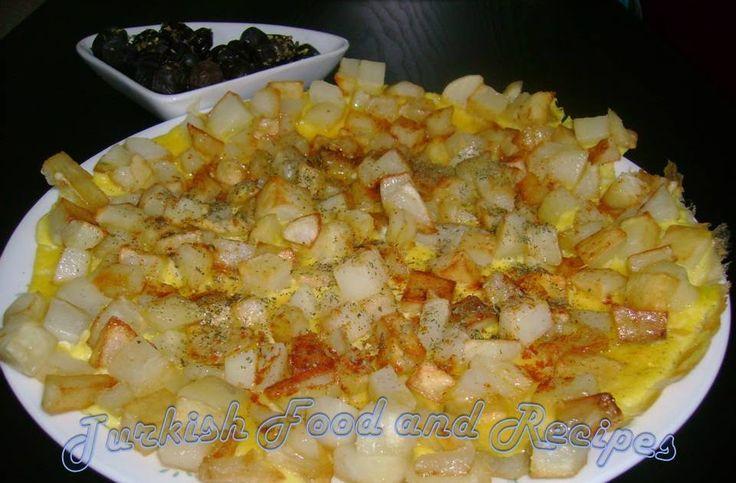 Eggs and potatoes
