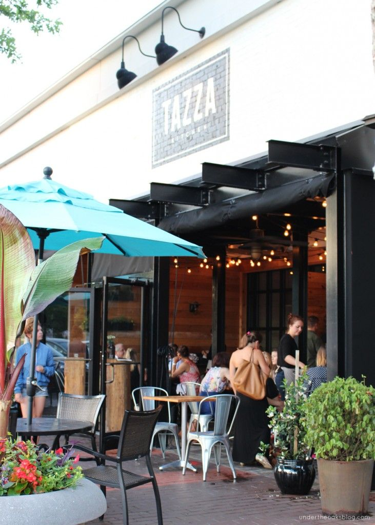 Under the Oaks blog: Raleigh Reviews: Tazza Kitchen in Cameron Village