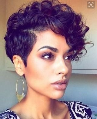 Short hair inspiration! Image via Pinterest
