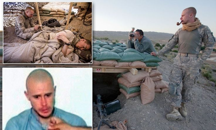 Revealed: Bowe Bergdahl left letter telling comrades at Afghan base he was 'leaving to start new life and didn't want to fight for America' as Army announces he DOES face desertion charges... || So we exchanged high level Taliban killers who are freely roaming Qatar now for a low level deserter who cost other people their lives. Obama's affinity for Islam is dangerous to America.