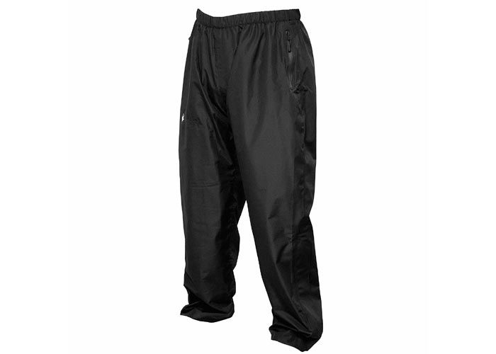 Frog Toggs Java Toadz Waterproof Pants for women.  If you are looking for cheap, affordable waterproof hiking pants for women, these will do the trick. They are lightweight and packable.