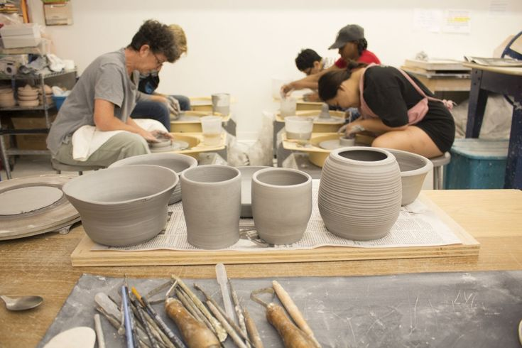 8 pottery classes in nyc for all skill levels regarding 15
