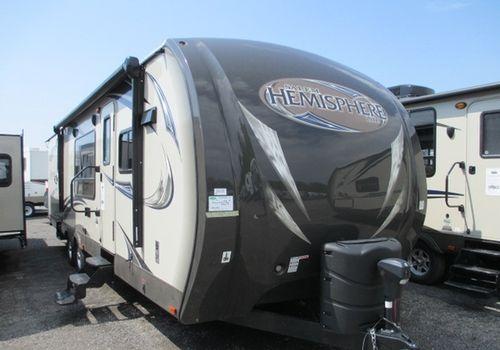 Salem Hemisphere 292FK 2014 #roulotte #TravelTrailer #RVing #VR #camping