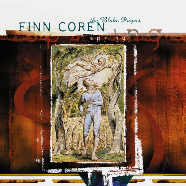 Finn Coren - The Blake Project by Stein Øvre, via Behance