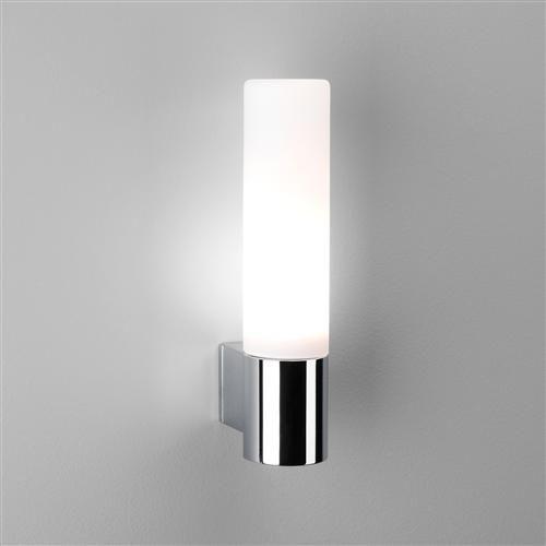 0340 Bari Bathroom Wall Light Polished Chrome