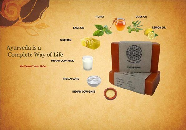 Treat your skin with the exclusively handmade #Panchamrut_soap that has the goodness of #honey, #sugar, #milk, #curd and #milk. Not only is it a natural skin cleanser but it also nourishes the skin. http://www.shophealthy.in/Swati-Soaps/swati-soaps-panchamrut-soaps?page=1
