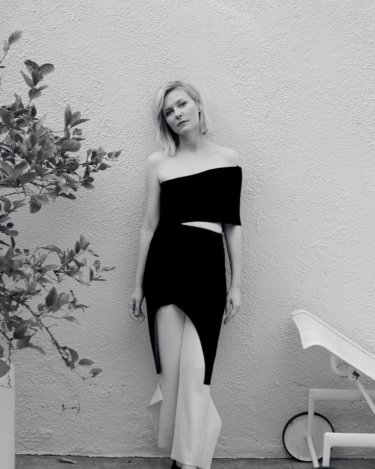 Kirsten Dunst - Instyle magazine UK May 2016