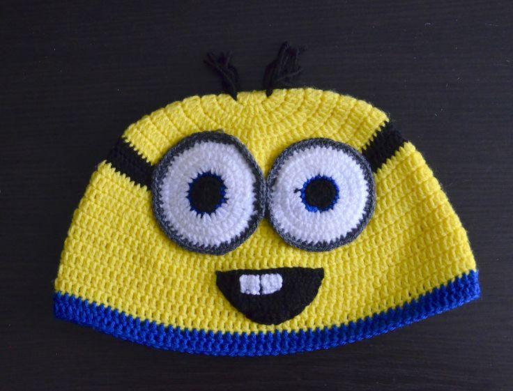 Czy dorosłym wypada chodzić w minionkowych czapkach? Czemu nie:) Opcja dla pozytywnie zakręconych;)
