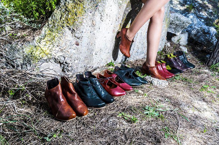 Colección Zierzo  #modasostenible #zapatosecologicos #zapatos #shoes #sincromo #cómodos