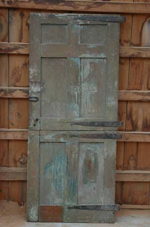 Salvaged doors home decor pinterest for Old wood doors salvaged