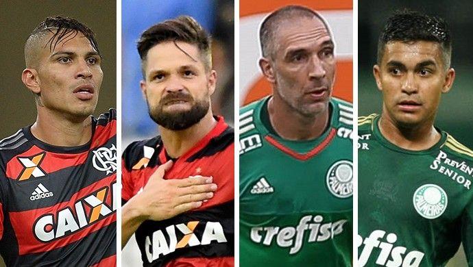 Flamengo possui a camisa mais valiosa do Brasil em patrocínios e rivaliza com o Palmeiras