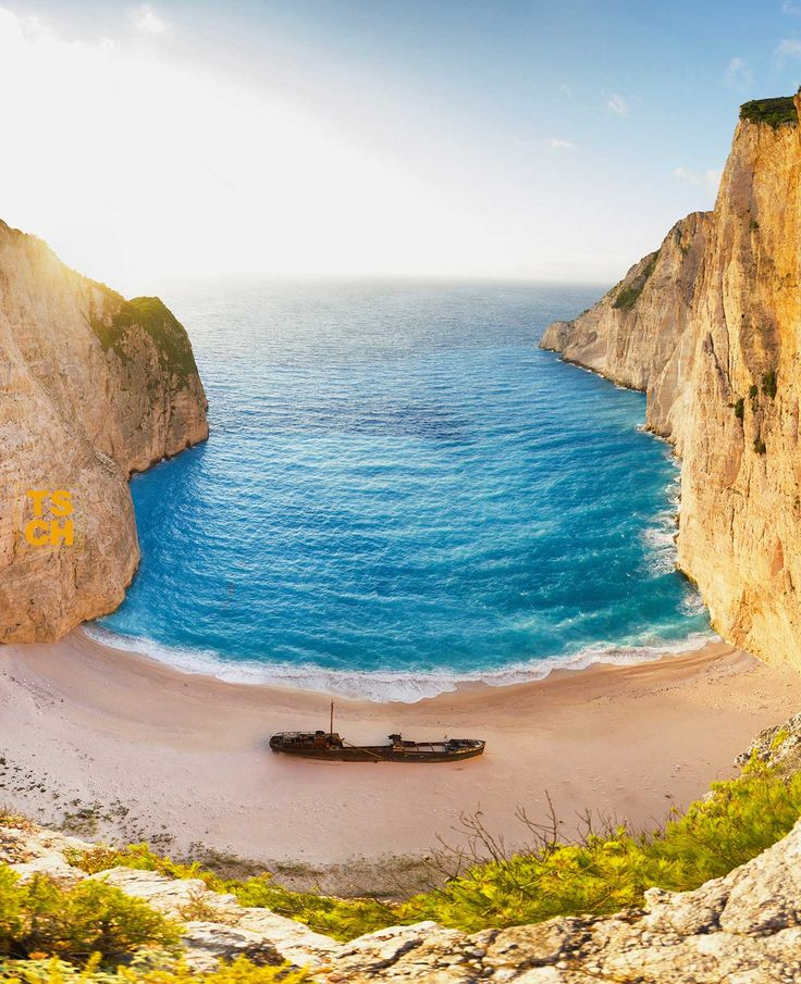 Greek Islands and bays are just AMAZING. Relax around these land and seascapes aboard a charter boat in Greece. #greece #charter #boat #sail #sailing #sailingholiday #visitgreece