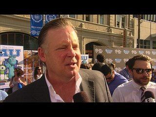 Monsters University: Joel Murray World Premiere Interview --  -- http://wtch.it/FawNi