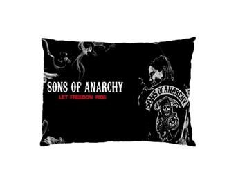 Sons of Anarchy stort örngott kuddöverdrag FRI FRAKT