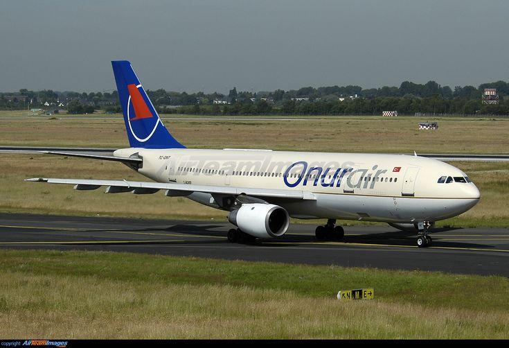 Onur Air Airbus A300B4