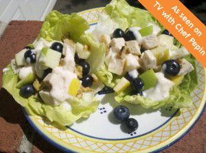 Blueberry Chicken Salad Tacos: Highbush Blueberries, Blueberries Chicken, Tacos Recipes, Blueberries Recipes, Chicken Salads, Blueberry Chicken, Blueberries Council, Italian Salad Dresses, Salad Tacos