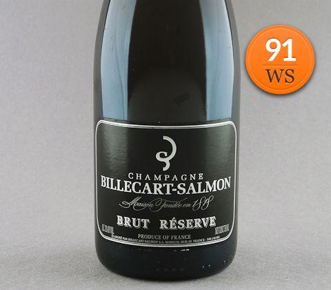 Harmonia e equilíbrio: Champagne Billecart-Salmon Brut Réserve #vinho #espumante #champagne #reveillon #desconto