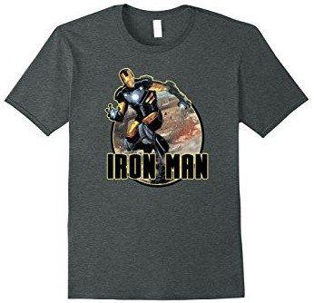 Iron Man Race Shirt