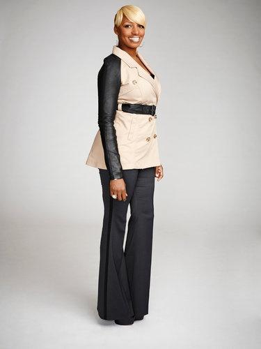 Actress Nene Leakes wearing VEDA