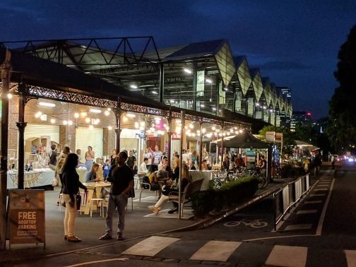 Only half an hour to go until week 4 of the @southmelbournenightmarket kicks off! Food glorious food trucks! Unique merchants and awesome music! 5:30 to 9:30 tonight and every Thursday until 23rd Feb! 😄🌞🎉 Come say hi!  #southmelbournenightmarket #southmelbournemarket #market #melbourne #livemusic #streetfood #fun l #shopping #proyager #proyageraus #whatsoninmelbourne #melbournelife #portphillip #southside #explore #wander #discover #australia