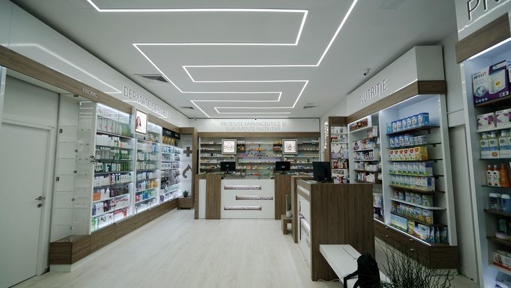 Original concept LED Lighting by Euroneon